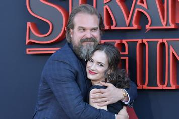 "David Harbour Expects Hopper's Backstory To Play Major Role In New ""Stranger Things"""