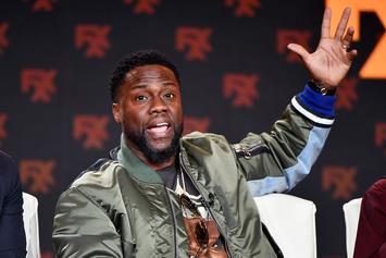 "Kevin Hart & Swizz Beatz May Be Working On ""Verzuz Comedy"""