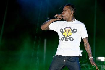 Travis Scott & LeBron James Team Up For Class Of 2020 Grad Shirt