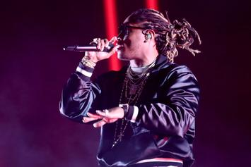 """Future's Baby Mama Breaks Silence On His """"Abuse"""" After Filing New Lawsuit"""