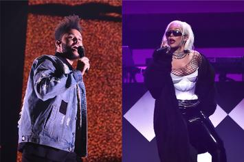"The Weeknd, Doja Cat, & More Highlight Our ""R&B Season"" Playlist"