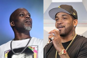 DMX Discounts Lloyd Banks' Entire Rap Career