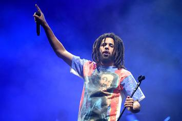 J. Cole Spit Bars For Inmates After Visiting Prison