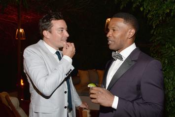 Jamie Foxx Defends Jimmy Fallon Doing Blackface Following Backlash