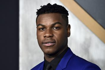 "John Boyega Told To ""Try Love"" By Fan After Saying He ""F*cking [Hates] Racists"""