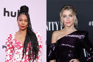 "Gabrielle Union Addresses Former ""AGT"" Co-Star Julianne Hough Doing Blackface"