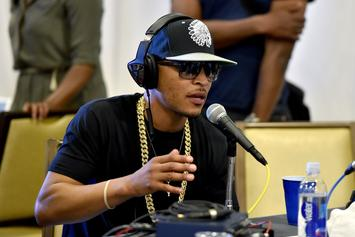 "T.I. Responds To Donald Trump Using ""Whatever You Like"" To Diss Joe Biden"