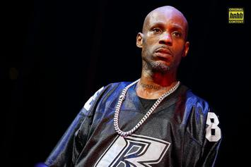 """DMX Went To Hell And Back On """"Stop Being Greedy"""""""
