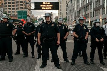 """NYPD Officer Urges Cops To """"Shoot"""" & """"Run Over"""" Protestors Via Radio"""