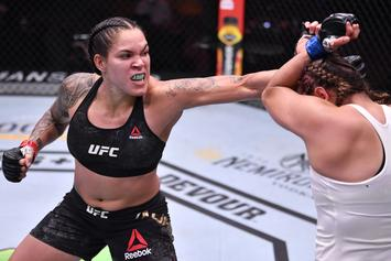 Amanda Nunes Retains Featherweight Title In Dominant UFC 250 Win
