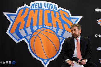 Knicks Face Backlash After Breaking Silence On George Floyd Protests