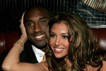 "Vanessa Bryant Gets ""Sweet Message"" From Kobe Bryant Tattooed On Neck"
