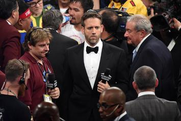 Max Kellerman Stands In Solidarity With Kyrie Irving