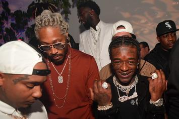 Future & Lil Uzi Vert Enter Ring Of Fire In Upcoming Video