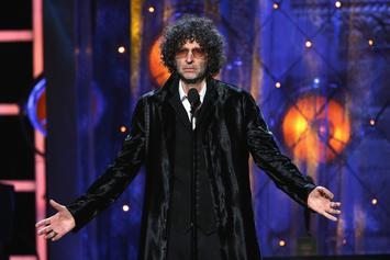 Howard Stern Under Fire For Blackface & Racial Slur In Old Skit