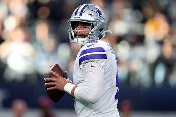 Dak Prescott Reportedly Has New Leverage In Contract Talks