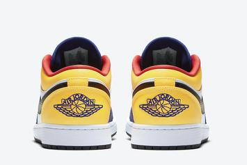 Summer-Ready Air Jordan 1 Low Coming Soon: Photos