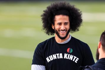 "Colin Kaepernick Has Interest From ""Multiple"" NFL Teams"
