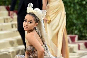 Ariana Grande & Boyfriend Dalton Gomez Make It Instagram Official