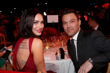 Brian Austin Green Spotted With Courtney Stodden As Ex Megan Fox Dates MGK
