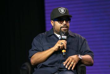 Ice Cube Suggests Trump-Inspired Name Change To Washington