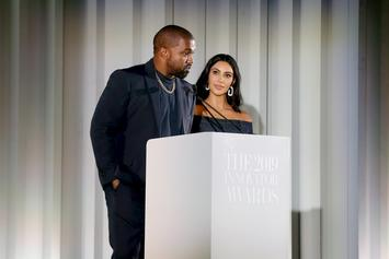 Kim Kardashian Subtly Endorses Kanye West For President