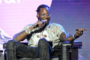 2 Chainz Endorses Kanye West For President