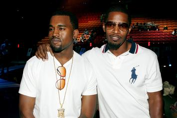 """Jamie Foxx Won't Be Voting For Kanye West: """"Ain't Got Time For The Bullsh*t!!!"""""""