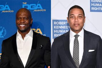 Terry Crews & Don Lemon Butt Heads Over Black Lives Matter