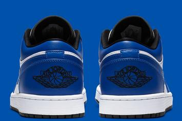 "Air Jordan 1 Low ""Game Royal"" Drops Soon: Photos"