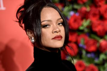 Rihanna Gets Clowned For Replying To Tweets About Fenty Skin From 2017