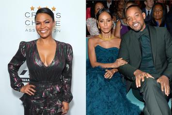 "Nia Long ""Feels Bad"" For Will & Jada Pinkett Smith: ""They've Been So Vulnerable"""