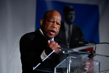 John Lewis, Congressman & Civil Rights Icon, Has Died Of Cancer At 80