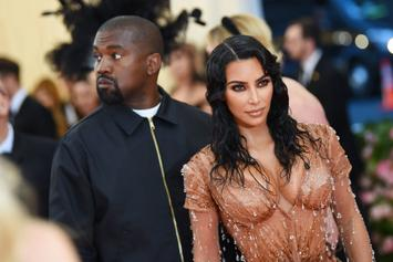 "Kanye West Would Be ""At Peace"" If Kim Kardashian Divorces Him After Speech"