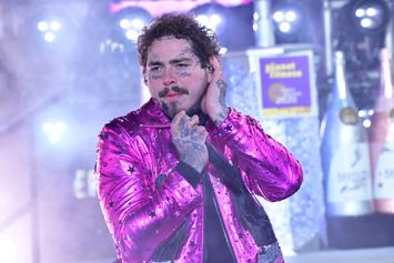 "Post Malone Offers Album Update: ""I Think We're Making Some Incredible Stuff"""