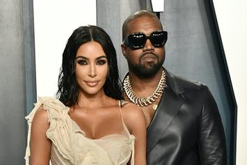 Kim Kardashian Issues Statement On Kanye West's Bi-Polar Disorder
