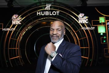 Mike Tyson's Comeback Fight Opponent & Date Revealed