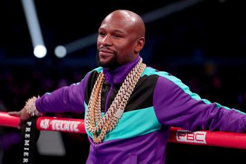 Floyd Mayweather Comments On Potential Conor McGregor Rematch