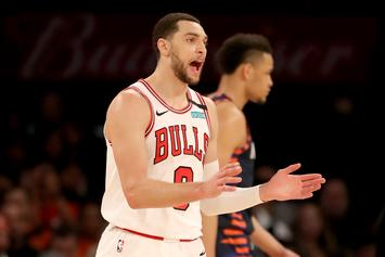 Knicks & Nets Reportedly Looking At Zach LaVine Trade