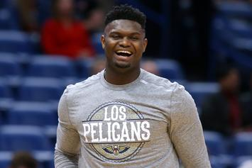 Zion Williamson's NBA Bubble Status Updated After Departure