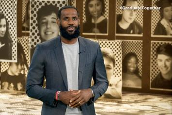 LeBron James Demands Justice For Breonna Taylor In NBA Bubble