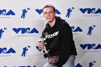 Logic's Son Is Credited As A Writer On His New Album