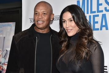 Dr. Dre Reveals Prenup In Response To Nicole Young's Divorce Petition