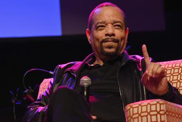 Ice-T Opens Up About His Family's Harrowing COVID-19 Scare