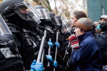 Trump-Supporting Grandma Outs Grandson To Feds For Rioting In Portland
