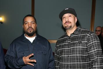 "B-Real Recounts Being Ice Cube's ""Armed Security"" & Running Into Eazy-E"
