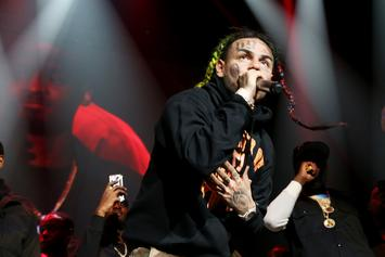 6ix9ine Accuses Rich The Kid Of Being A Snitch