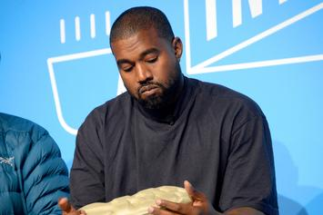 Kanye West Responds To Accusation That He's Helping Trump Beat Biden