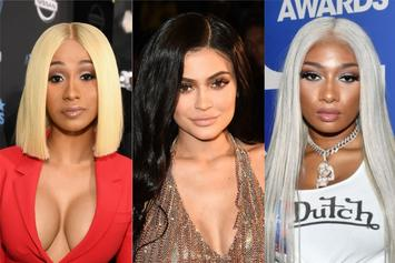"Cardi B & Megan Thee Stallion Fans Are Pissed Over Kylie Jenner In ""WAP"" Video"
