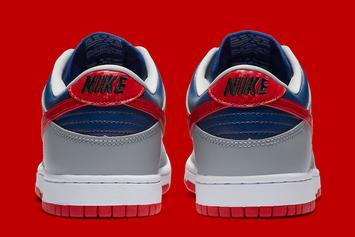 "Nike Dunk Low SP ""Samba"" Set To Return: Photos"